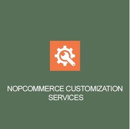 nopcommerce customization services