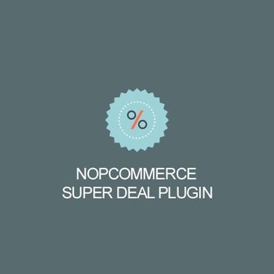 Super Deals Plugin