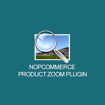 nopCommerce Product Zoom Plugin