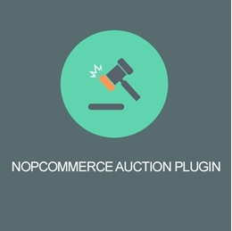 nopcommerce auction plugin