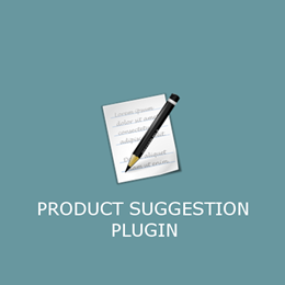 product suggester 2