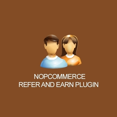 nopCommerce refer and earn plugin
